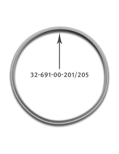 FISSLER Λάστιχο καπακιού χύτρας ταχύτητος 8-10 λίτρων (26cm) FISSLER original Χύτρα-Κατσαρόλα