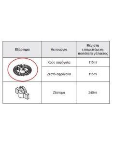 Αναδευτήρας για συσκεύη αφρόγαλου IZZY original IZZY AFR0001