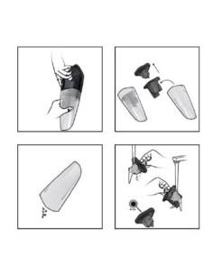 Φίλτρο για σκουπάκι επαναφορτιζόμενο IZZY original