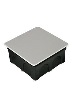 Κουτί διακλάδωσης τετράγωνο (ΜΠΟΥΑΤ) με καπάκι ΓΕΝΙΚΗΣ ΧΡΗΣΗΣ