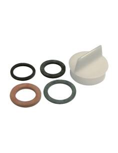 Κλειδί φίλτρου νερού βρύσης από την Instapure λευκό - χρωμέ INSTAPURE 50149