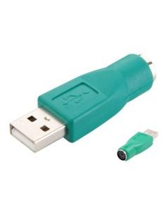 Αντάπτορας PS2 θηλυκός σε USB αρσενικό  PS2001