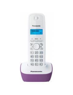 Ασύρματη τηλεφωνική συσκευή μώβ TG1611 purple PANASONIC PANASONIC ASYR0004