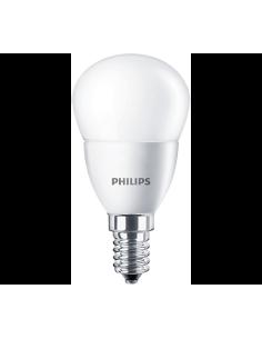 Λάμπα led σφαιρική ND 5.5-40W E14 865 P45 FR PHILIPS PHILIPS LLEDS0007