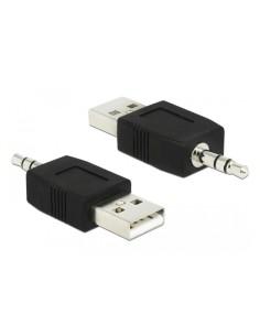 Αντάπτορας USB 2.0 σε Stereo Jack 3.5mm  66069