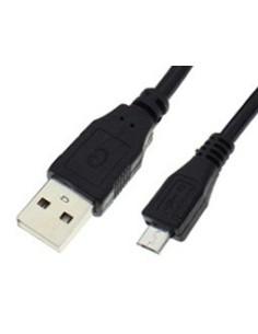 Καλώδιο φόρτισης και μεταφοράς δεδομένων για όλες τις android συσκευές και κινητά από USB A αρσενικό σε micro USB Β αρσενικό ...