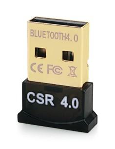 Το Bluetooth USB Dongle επιτρέπει σε έναν υπολογιστή με θύρα USB να επικοινωνήσει με άλλες συσκευές ασύρματα  BT-004