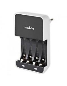 Φορτιστής για μπαταρίες ΑΑ/ΑΑΑ NEDIS  233-0179