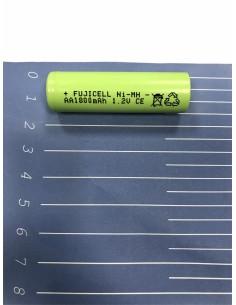 Επαναφορτιζόμενη μπαταρία ΑΑ Νi-MH 1800 mAh 1.2V FUJICELL FUJICELL BEP0005F