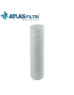 """Ανταλλακτικό φίλτρο νήματος FA 10 SX 10"""" 25 microns Atlas Filtri 16105 ATLAS FILTRI 16105"""