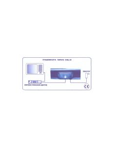 Εσωτερική κεραία τηλεόρασης, νέου τύπου, για επίγειο ψηφιακό σήμα MATEL MATEL 01-039-0044