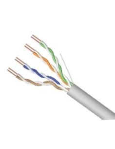 Καλώδιο UTP LAN CAT 6 μονόκλωνο γκρί χρώμα ανα μέτρο ΓΕΝΙΚΗΣ ΧΡΗΣΗΣ UTPK0001