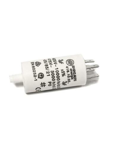 Πυκνωτής λειτουργίας 3μF 450volt DUCATI/ΓΕΝΙΚΗΣ ΧΡΗΣΗΣ ΓΕΝΙΚΗΣ ΧΡΗΣΗΣ PRPYK0003