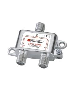 Διακλαδωτής μεταλλικός τύπου 1 πρός 2 F OPTICUM OPTICUM TAFF0001
