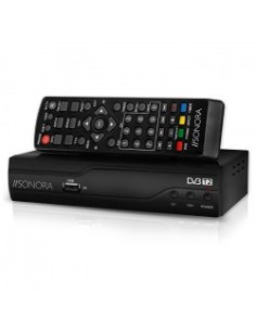 Επίγειος ψηφιακός δέκτης MPEG-4 υψηλής ευκρίνειας (FHD) SENSORA  230-0001