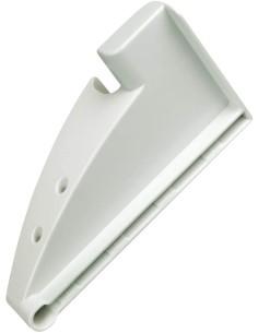 Πλαστικό αριστερό στήριγμα μπουκαλοθήκης ψυγείου LIEBHERR original LIEBHERR PSPOR0004