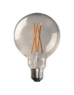 Λάμπα LED Filament γλόμπος διάφανη 11W G95 E27 4000Κ DIMMABLE EUROLAMP EUROLAMP 147-78461