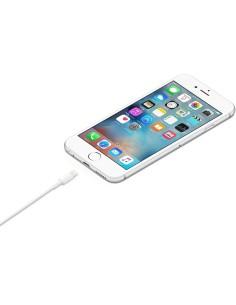 Καλώδιο Lightning σε USB, για φόρτιση και μεταφορά δεδομένων σε μαύρο χρώμα συσκευών iPHONE 5/6/iPAD  IPH0002