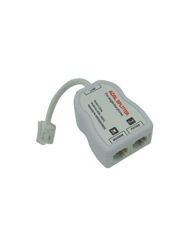 Φίλτρο και splitter ADSL2 ΓΕΝΙΚΗΣ ΧΡΗΣΗΣ ΓΕΝΙΚΗΣ ΧΡΗΣΗΣ PH0004