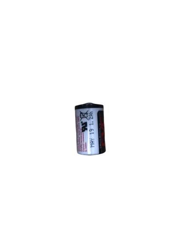 Επαναφορτιζόμενη μπαταρία ER14250/CR1/2AA lithium 1.2Ah 3.6V EVE MAXELL BEP0010E