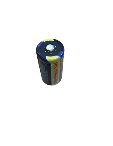 Επαναφορτιζόμενη μπαταρία CR123A/E Li-ion 500mAh 3V ΓΕΝΙΚΗΣ ΧΡΗΣΗΣ BEP0011