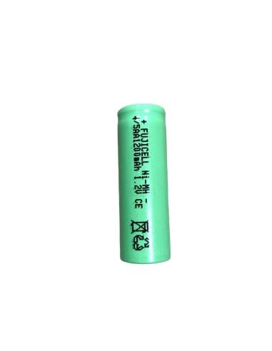 Επαναφορτιζόμενη μπαταρία 4/5ΑΑ Νi-MH 1200 mAh 1.2V FUJICELL FUJICELL BEP0012F