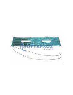 SIEMENS Αντίσταση (220volt 40watt) αυτοκόλλητη στούς αεραγωγούς ψυγείου PITSOS/SIEMENS Αντιστάσεις ψυγειών