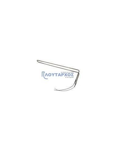 Αντίσταση (420Watt-220Volt, 53cm) απόψυξης ψυγείου WHIRLPOOL WHIRLPOOL PSAN0014