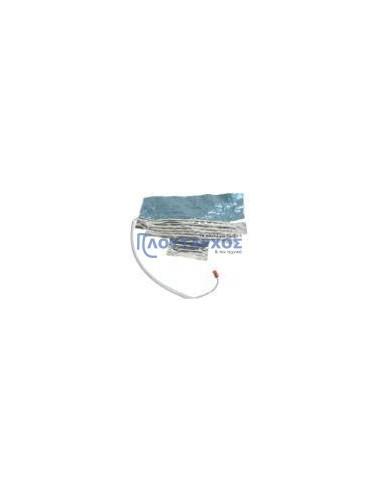 ARISTON Αντίσταση (220volt 40watt) αυτοκόλλητη, απόψυξης λεκάνης, ψυγείου ARISTON Αντιστάσεις ψυγειών