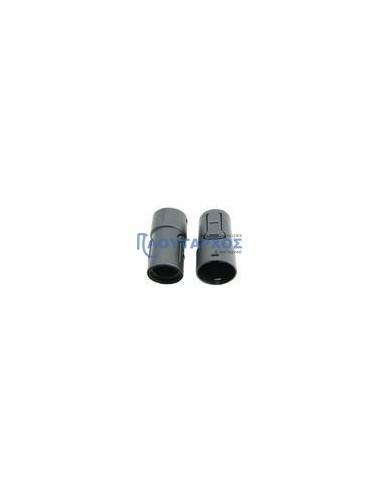 Ακρα σωλήνων -  Άκρο σωλήνα σπιράλ σκούπας Bosch-Siemens  SPHERA