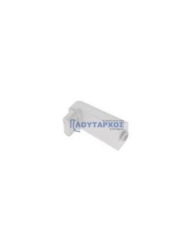 Χειρολαβές Κουζίνας - Στήριγμα (λευκό χρώμα) χειρολαβής πόρτας κουζίνας PITSOS/SIEMENS/BOSCH/ΓΕΝ.ΧΡ.