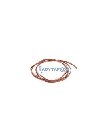Φλάντζες Κουζίνας - Λάστιχο (φλάντζα, /μέτρο) στεγανοποίησης κρυστάλου πόρτας κουζίνας IZOLA/ΓΕΝΙΚΗΣ ΧΡΗΣΗΣ