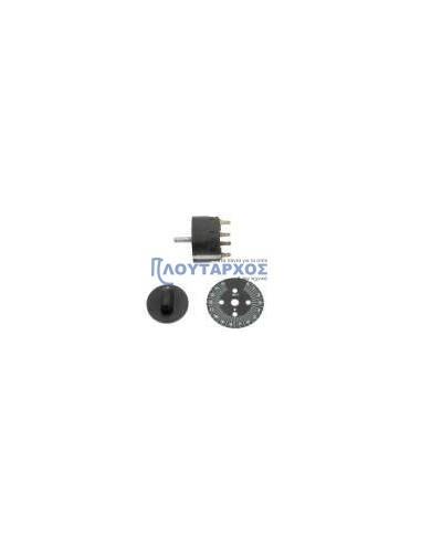 Χρονοδιακόπτες Κουζίνας - Χρονοδιακόπτης (μηχανικός - 4 επαφών)  60 λεπτών ΓΕΝΙΚΗΣ ΧΡΗΣΗΣ