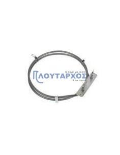 Αντίσταση (2000 watt, 220 volt) αερόθερμη,φούρνου κουζίνας PHILIPS/WHIRLPOOL WHIRLPOOL AAK0011