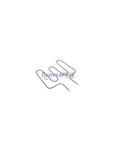 Αντίσταση (1300watt 220volt) κάτω φούρνου κουζίνας PITSOS/SIEMENS/BOSCH PITSOS AKM0019