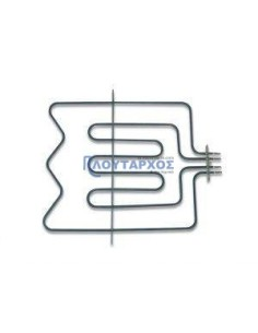 Αντιστάσεις Κουζίνας Άνω Μέρος - Αντίσταση με γκρίλ(3000 Watt, 220 Volt) άνω φούρνου κουζίνας IZOLA/ESKIMO