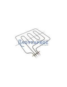 Αντίσταση με γκρίλ (3000 watt - 220volt με λοξή βάση) άνω φούρνου κουζίνας ELCO ELCO AKM0027