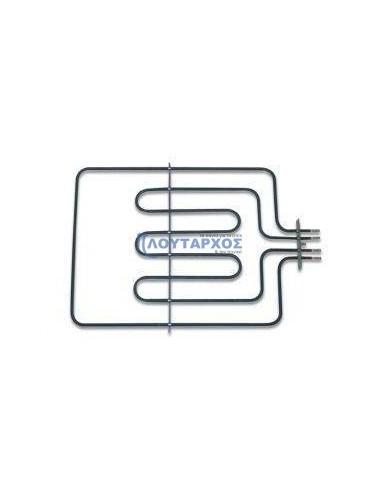 Αντιστάσεις Κουζίνας Άνω Μέρος - Αντίσταση με γκριλ (2000+1000 Watt, 220 Volt) άνω φούρνου κουζίνας PITSOS/SIEMENS/BOSCH