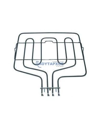 Αντιστάσεις Κουζίνας Άνω Μέρος - Αντίσταση (2600watt 220volt) άνω φούρνου κουζίνας  NEFF/WHIRPOOL