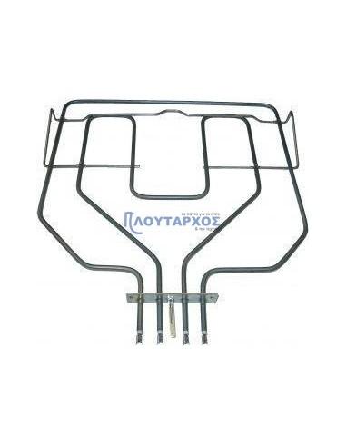 Αντιστάσεις Κουζίνας Άνω Μέρος - Αντίσταση με γκριλ (1100+1200watt 220volt) άνω φούρνου κουζίνας SIEMENS/NEFF