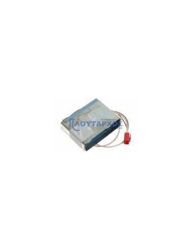 BOSCH  Αντίσταση (220volt 5watt) αυτοκόλλητη στόν αεραγωγό ψυγείου PITSOS/SIEMENS... original Αντιστάσεις ψυγειών