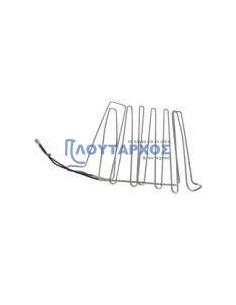 Αντιστάσεις ψυγειών - Αντίσταση αλουμινίου (220volt) στο στοιχείο ψυγείου AEG... original