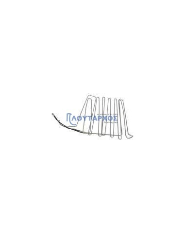 AEG Αντίσταση αλουμινίου (220volt) στο στοιχείο ψυγείου AEG... original Αντιστάσεις ψυγειών
