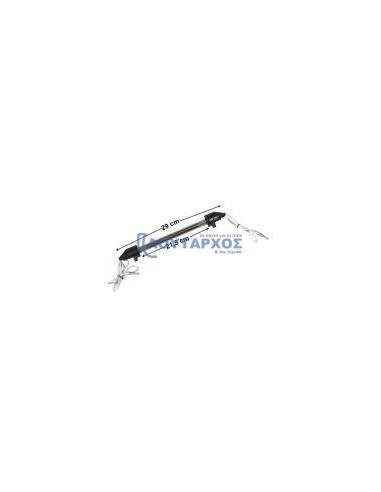 SAMSUNG Αντίσταση γυάλινη (220volt-130watt-29cm) απόψυξης ψυγείου MITSUBISHI.... Αντιστάσεις ψυγειών