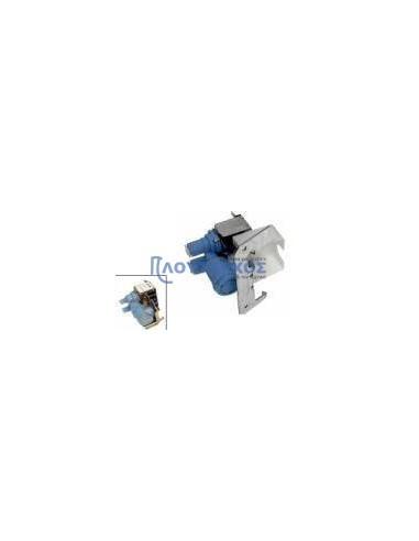 Βαλβίδα διπλή (110volt) νερού ψυγείου GENERAL ELECTRIC/ΓΕΝΙΚΗΣ ΧΡΗΣΗΣ original Βαλβίδες ψυγειών