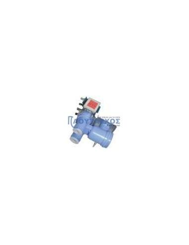 Βαλβίδες ψυγειών - Βαλβίδα διπλή 220 volt παροχής νερού ψυγειου LG Original