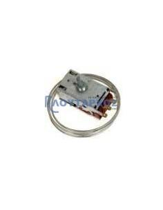 Θερμοστάτης (K59H2800, 3 επαφών-min: +5 /-19°C max:+5 /-31°C πούρο: 900mm) δίπορτου οικιακού ψυγείου MIELE/LIEBHEER....
