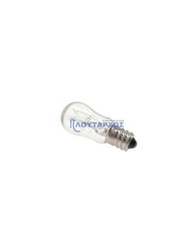 Λυχνίες ψυγείων - Λαμπτήρας (E12 10Watt, 220V) στενός φωτισμού ψυγείου ΓΕΝΙΚΗΣ ΧΡΗΣΗΣ