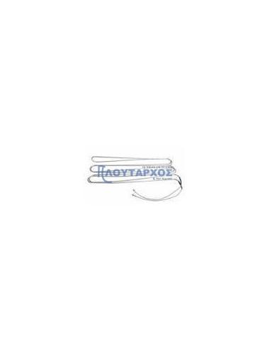 ΑΝΤΑΛΛΑΚΤΙΚΑ ΟΙΚΙΑΚΩΝ ΣΥΣΚΕΥΩΝ - Αντίσταση αλουμινίου (220volt 215watt) στο στοιχείο ψυγείου PITSOS/SIEMENS/BOSCH
