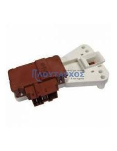 Ηλεκτρομάνταλο (μπλόκο) πόρτας πλυντηρίου ρούχων ALASKA/BEKO/BLUE SKY/SCHAUB LORENZ SCHAUB LORENZ PRDP0001